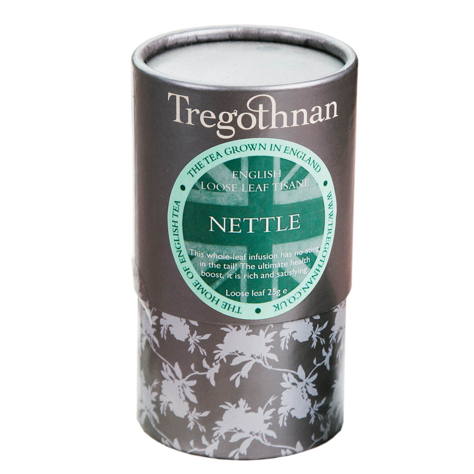 Tregothnan Nettle Loose Tea Caddy 25G