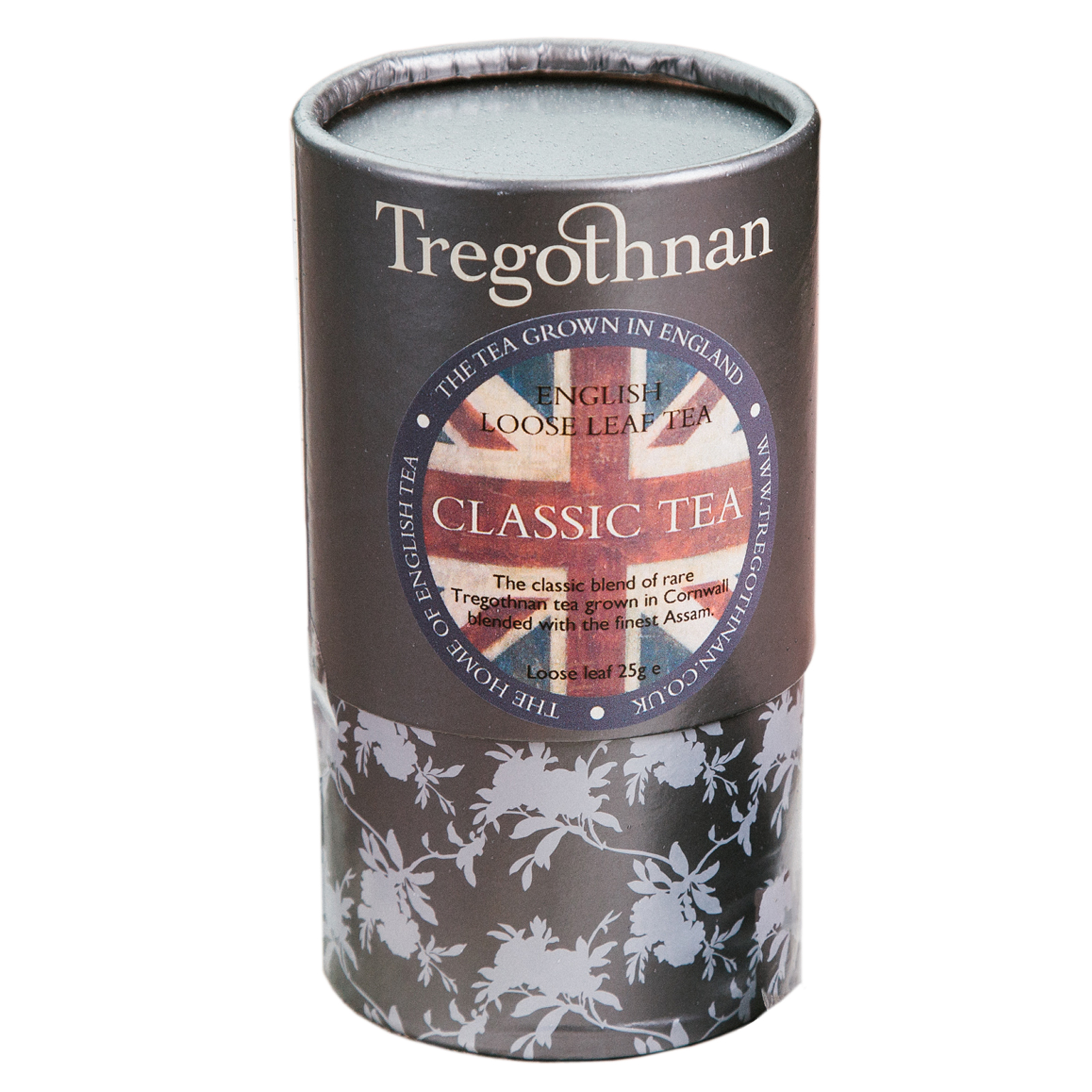 Tregothnan Classic Tea Loose Leaf Caddy 25G