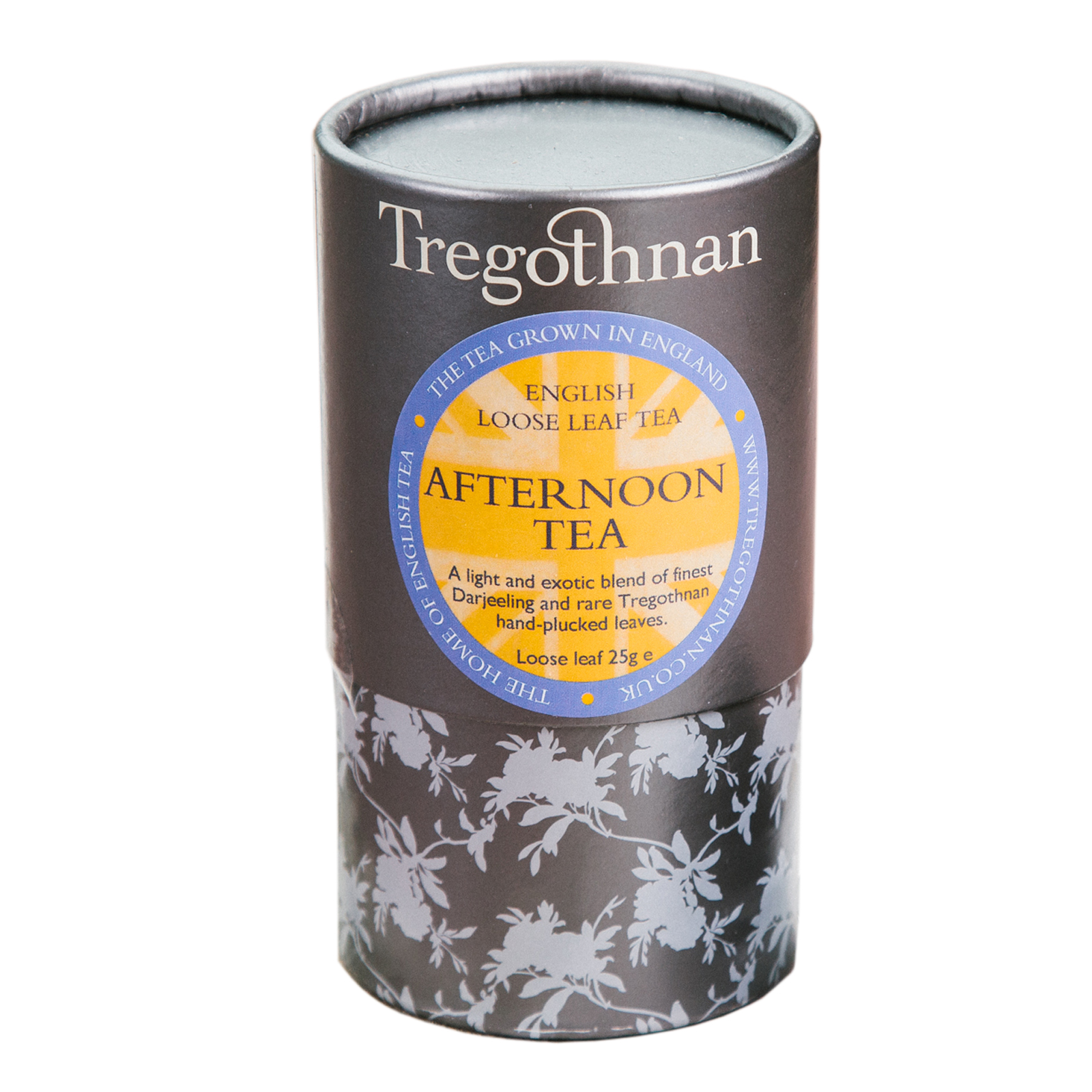 Tregothnan Afternoon Tea Loose Leaf Tea Caddy 25G