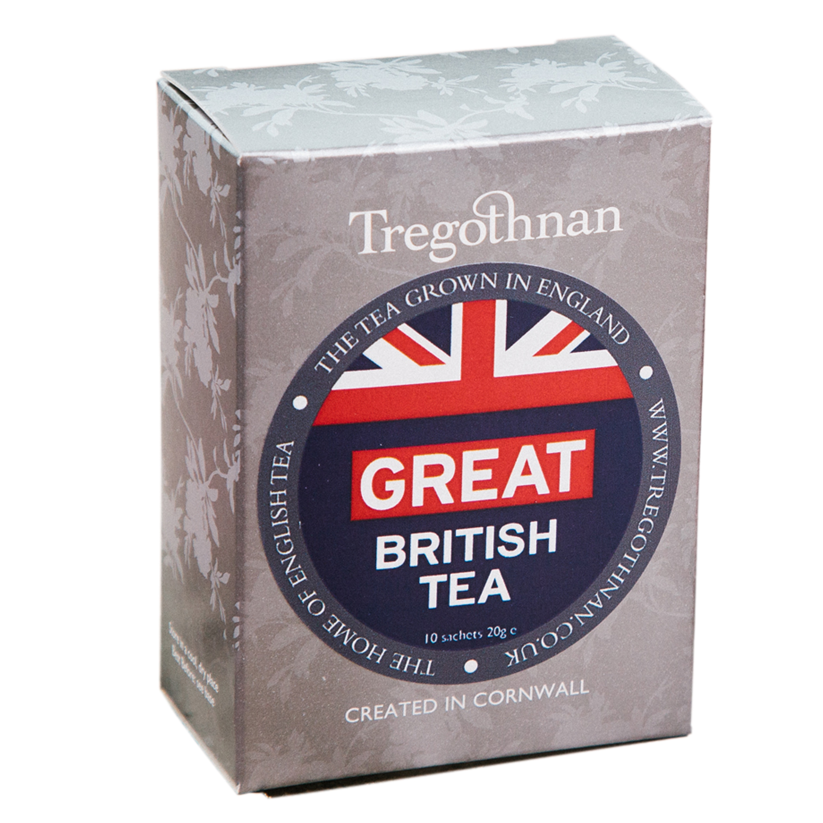 Tregothnan Great British Tea 10 Sachet Box