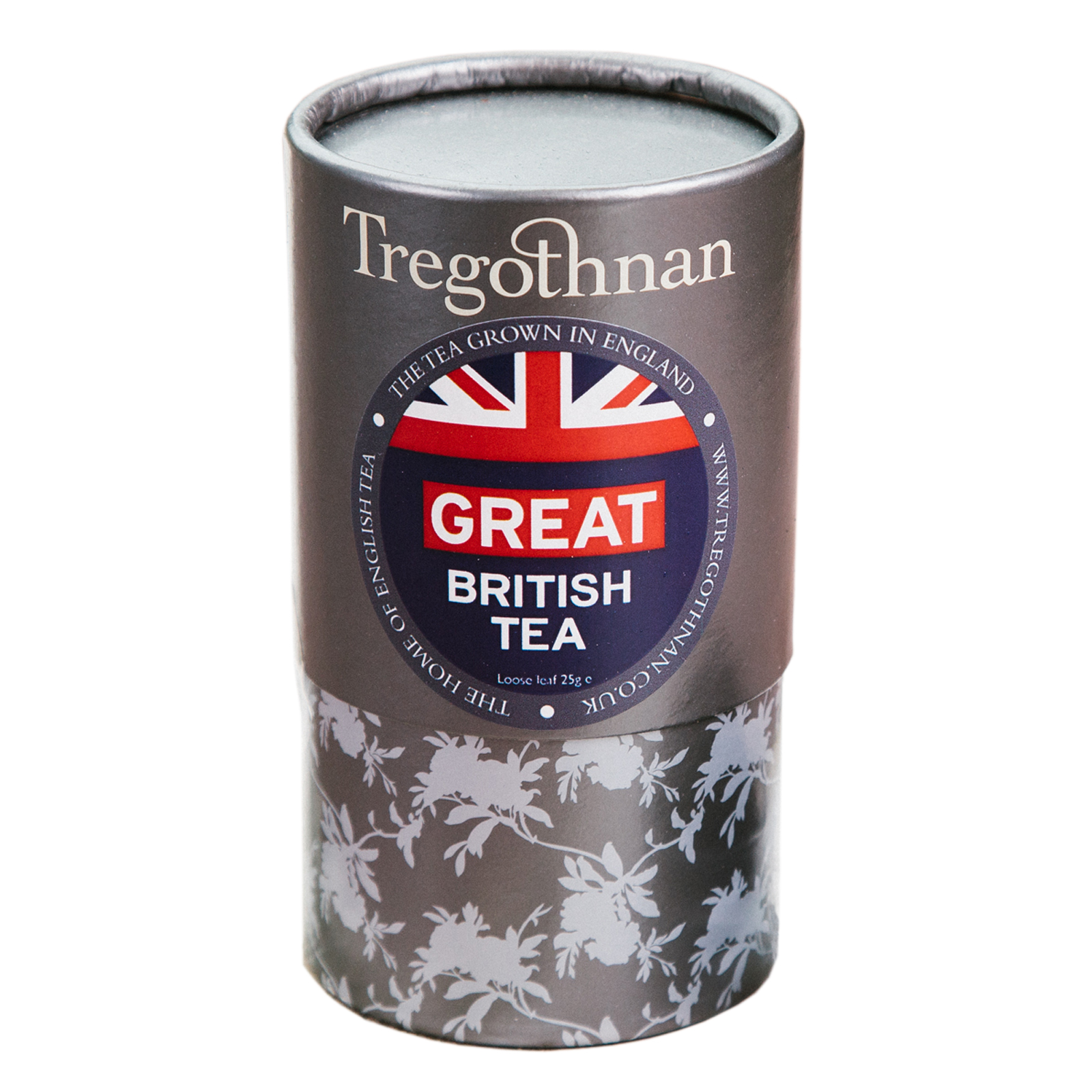 Tregothnan Great British Tea Loose Leaf Tea Caddy 25G