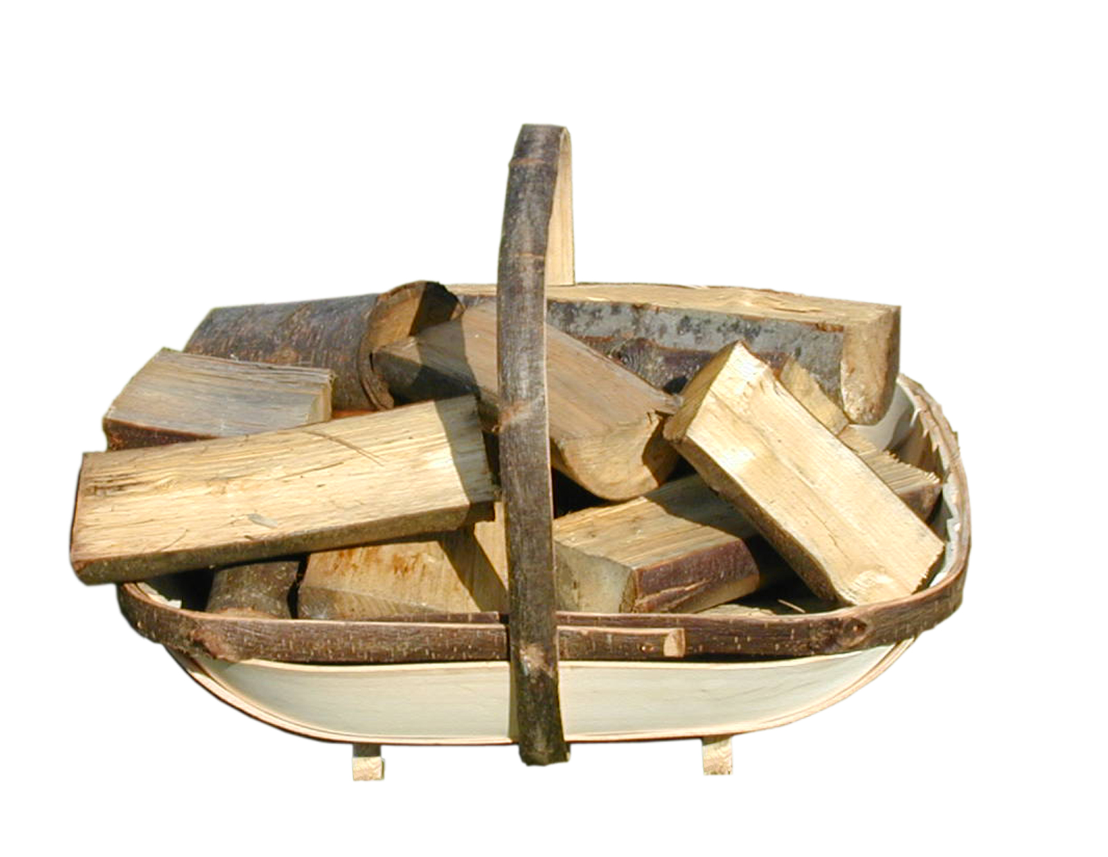 The Royal Sussex Trug - Fireside Log Trug Size 3