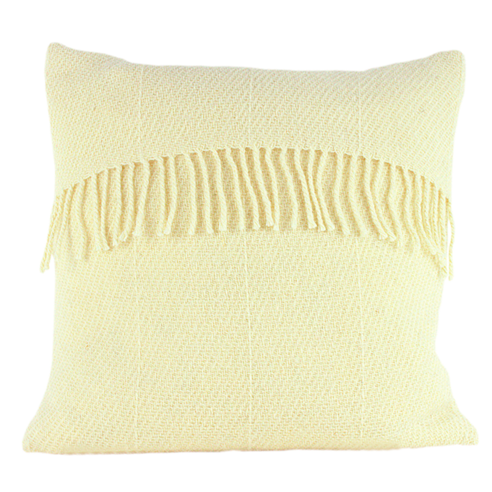 Romney Copperhurst Cushion - White Clover