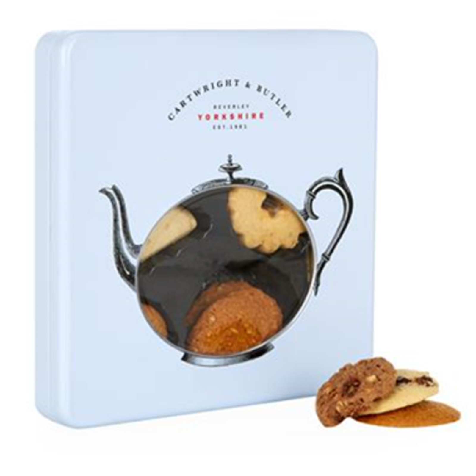 Luxury Biscuit Assortment by Cartwright & Butler