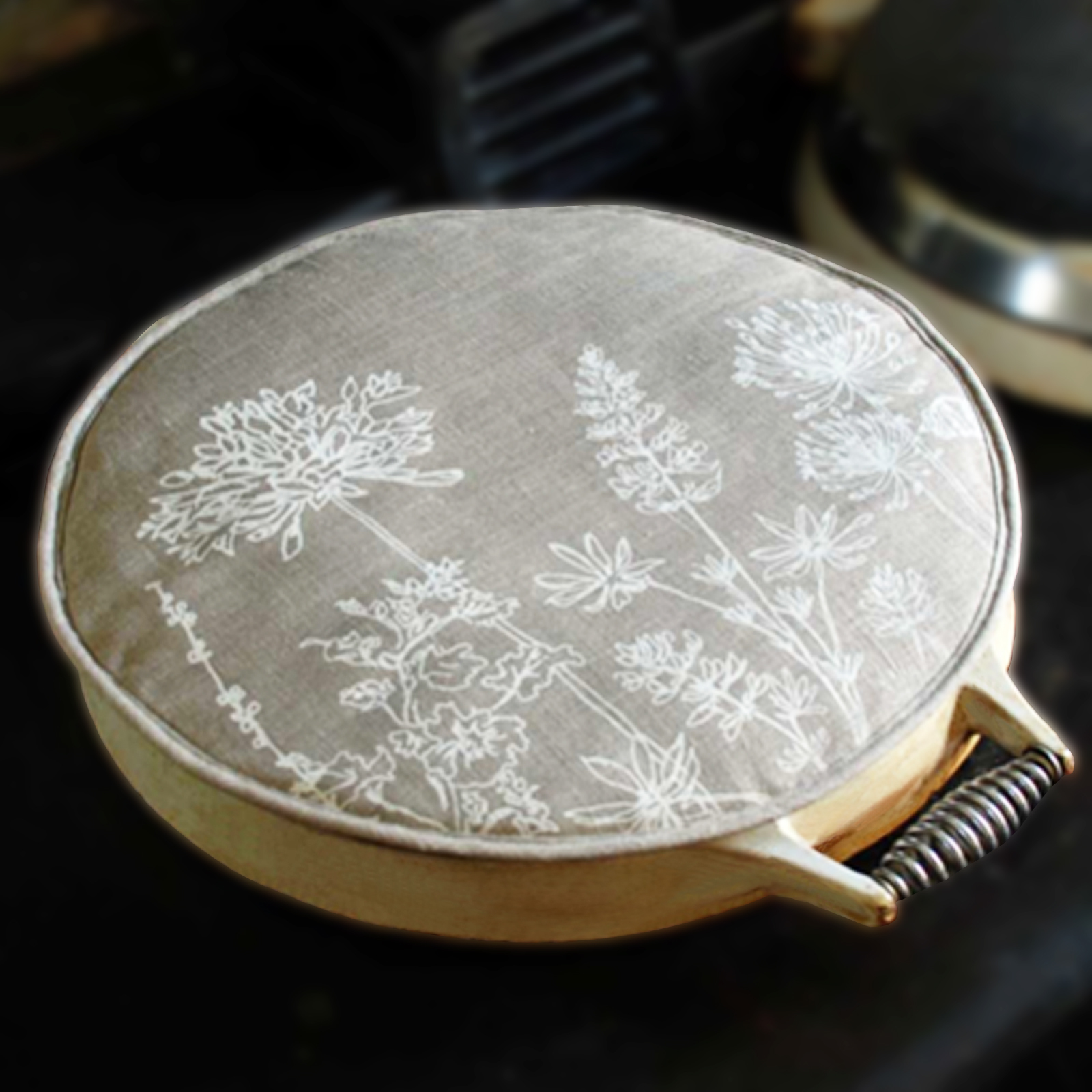 Aga Hob Cover - Country Garden Collection by Helen Round