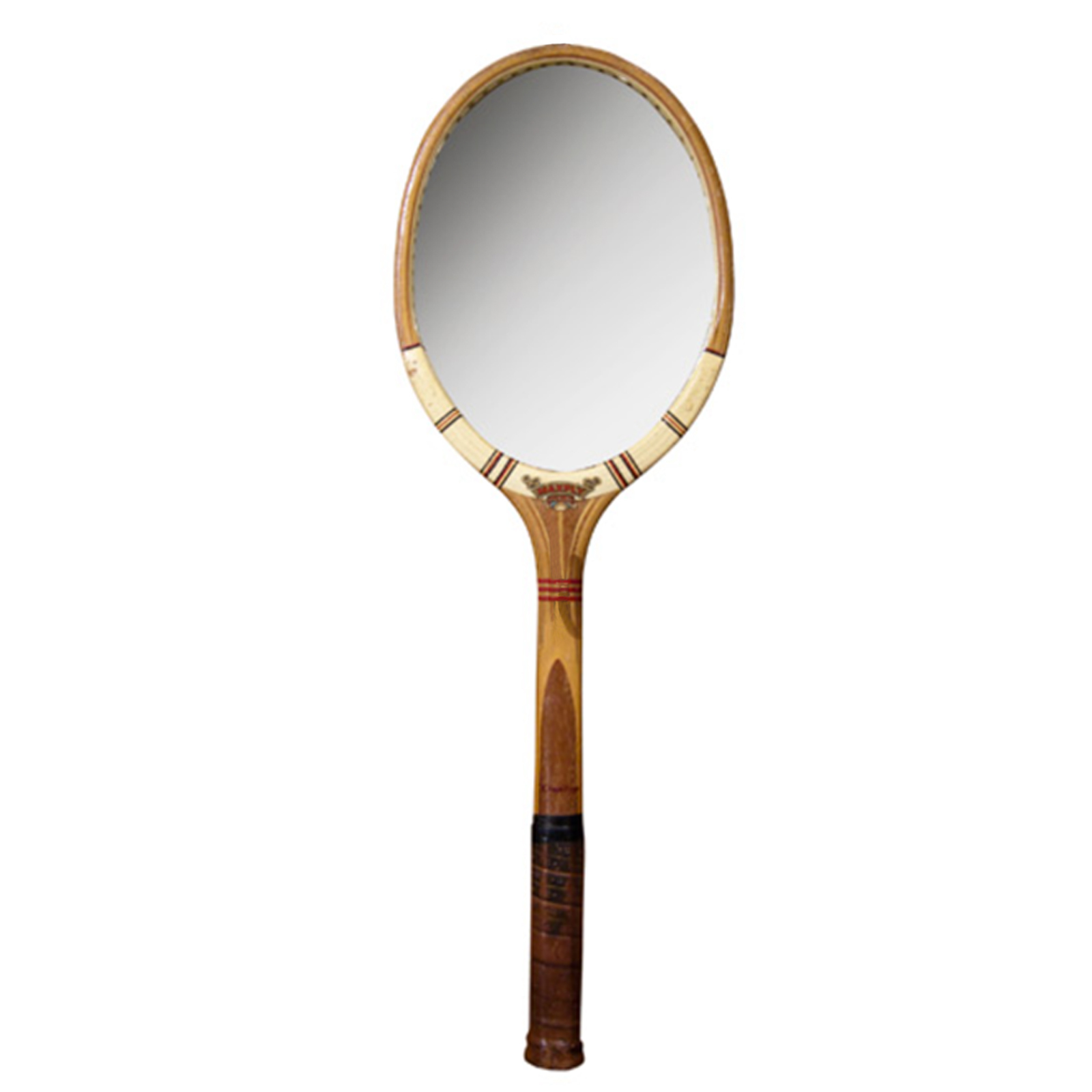 Tennis Racquet Mirror