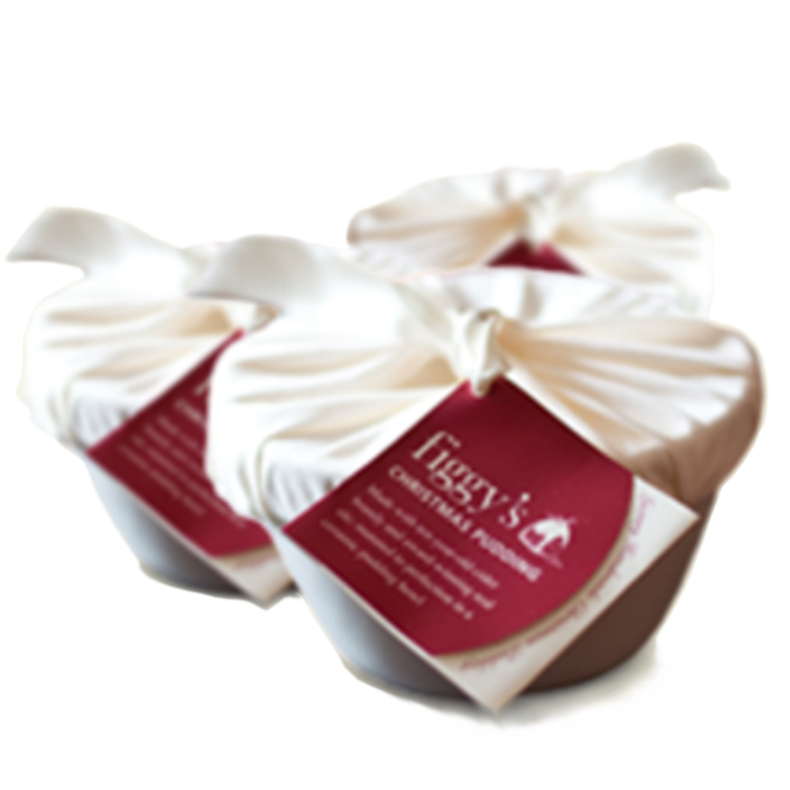 Figgy's Christmas Pudding  - Small 350g in Ceramic Bowl