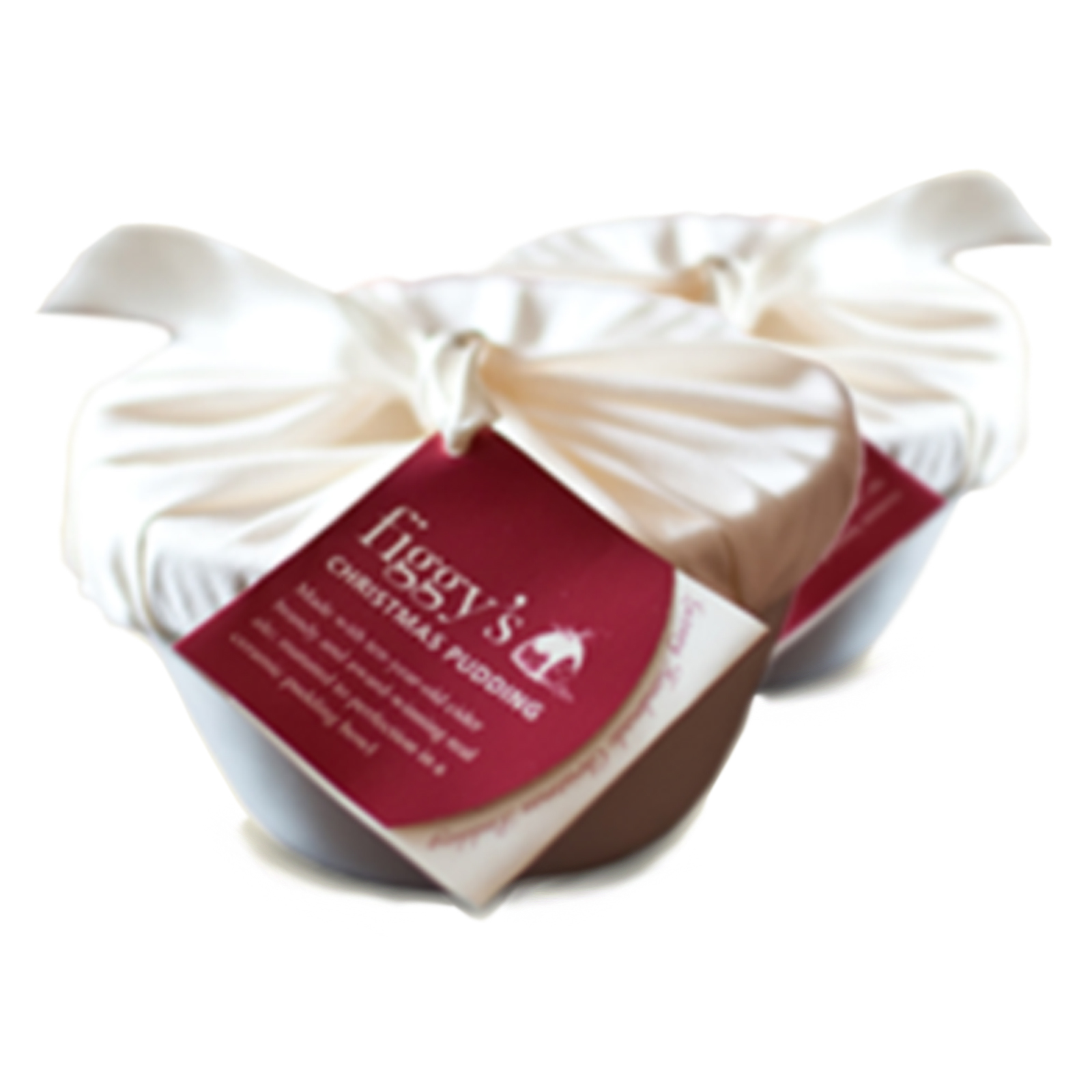 Figgy's Christmas Pudding  - Medium in Ceramic Bowl 550g