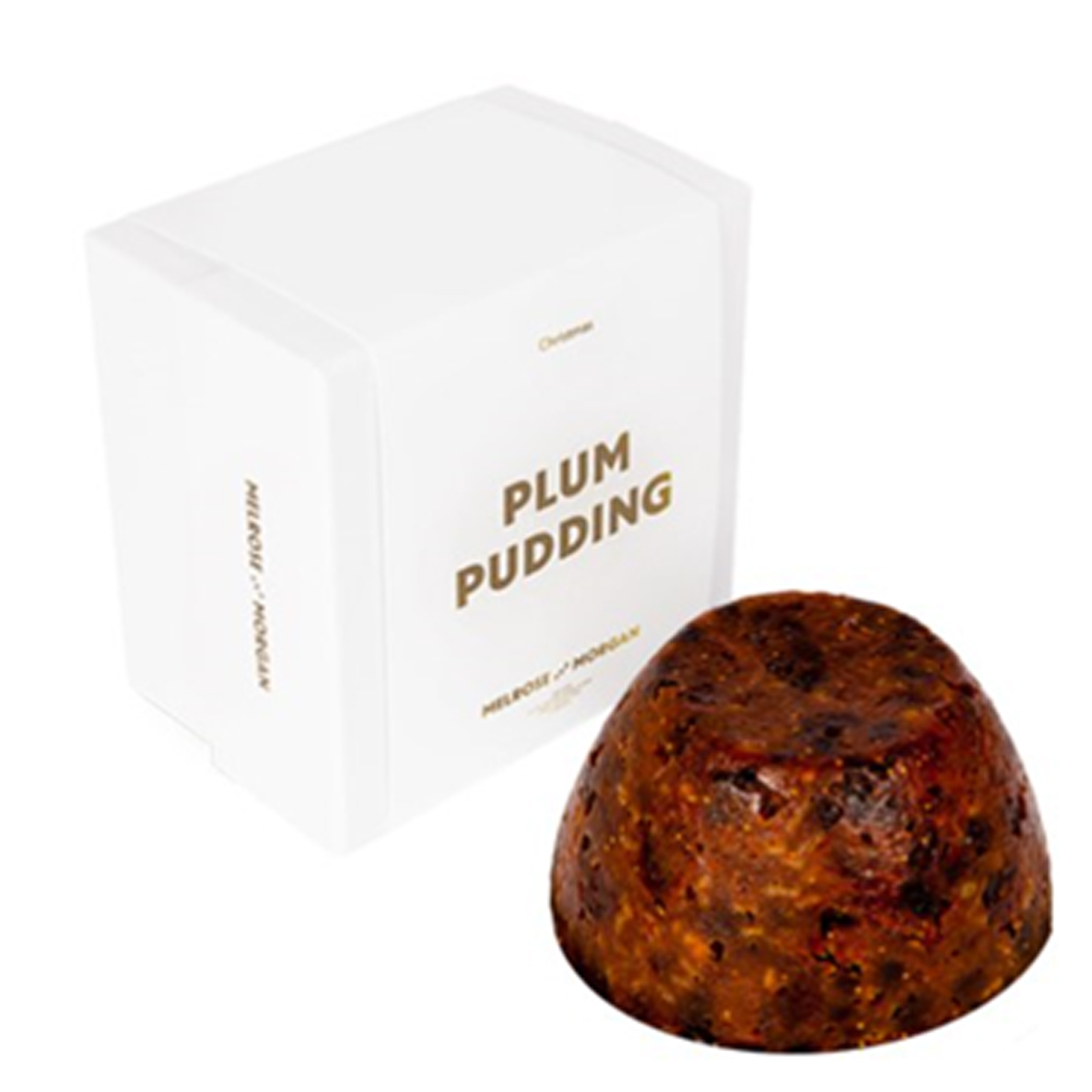Christmas Plum Pudding - Large - Melrose and Morgan