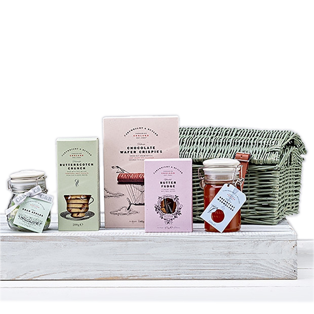 South Dalton Dome Top Hamper by Cartwright & Butler