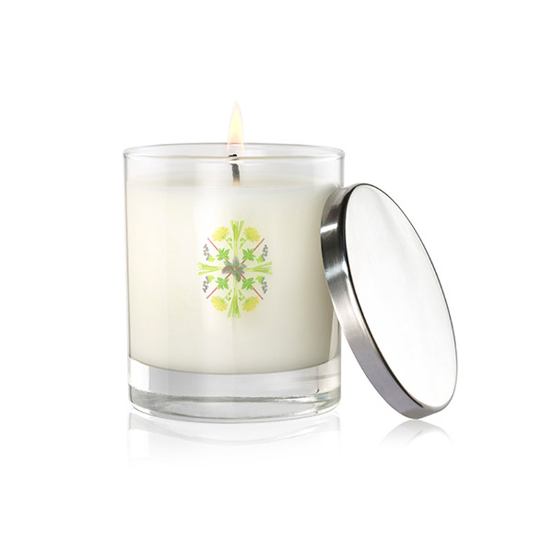 Aromatic Candle, Lemongrass & Mint  - Summerdown Mint