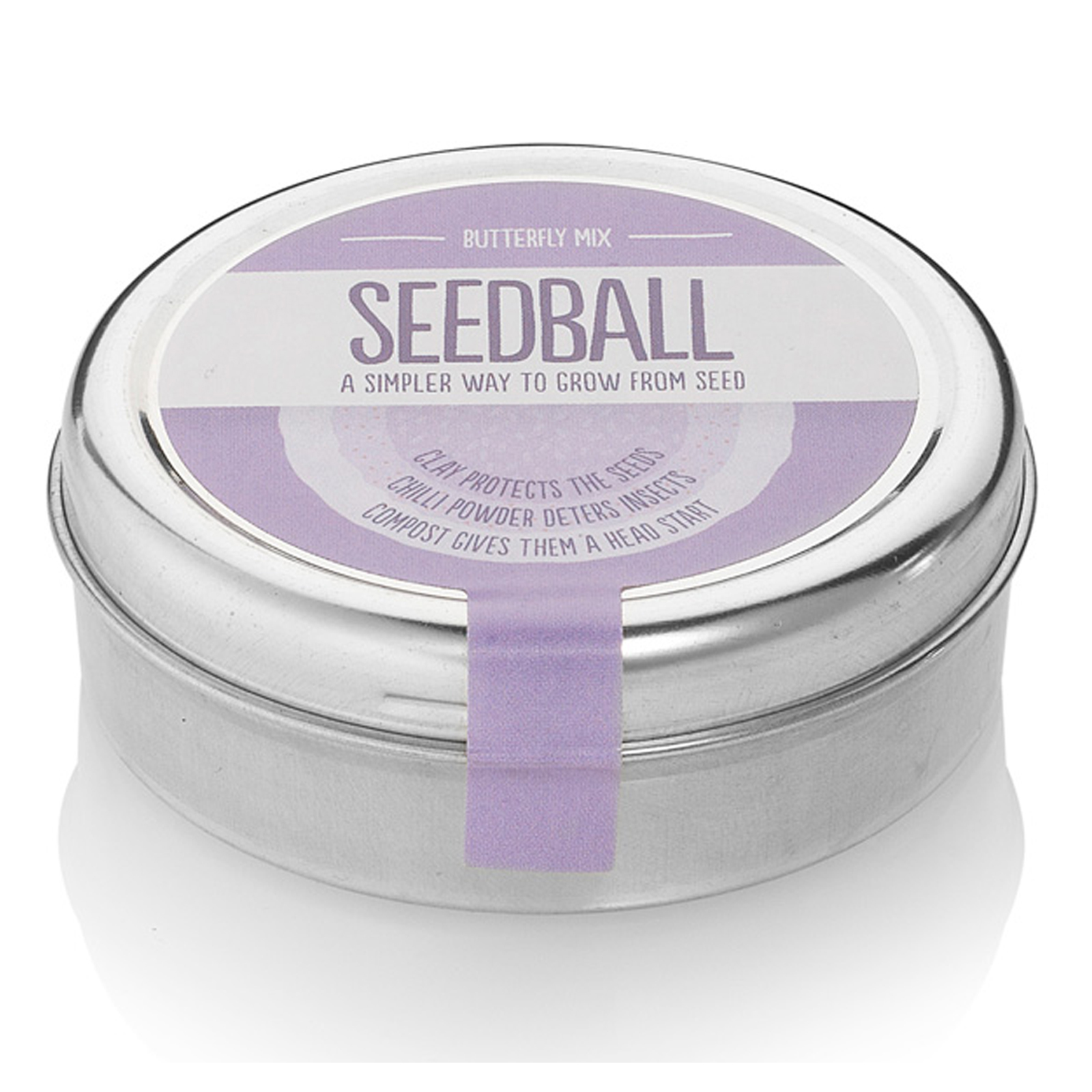 Seed Ball - Butterfly Mix Tin