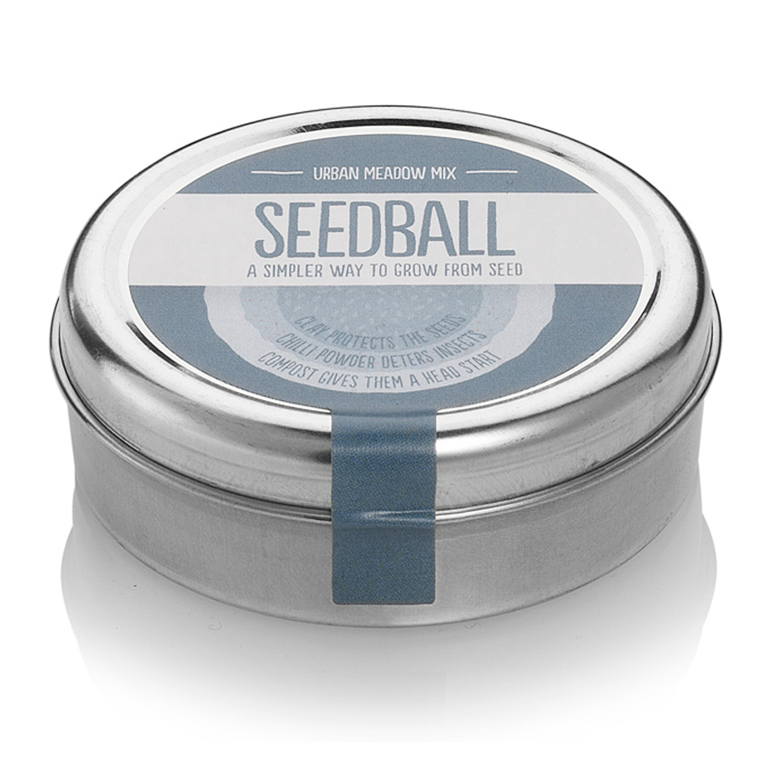 Seed Ball - Urban Meadow Mix Tin