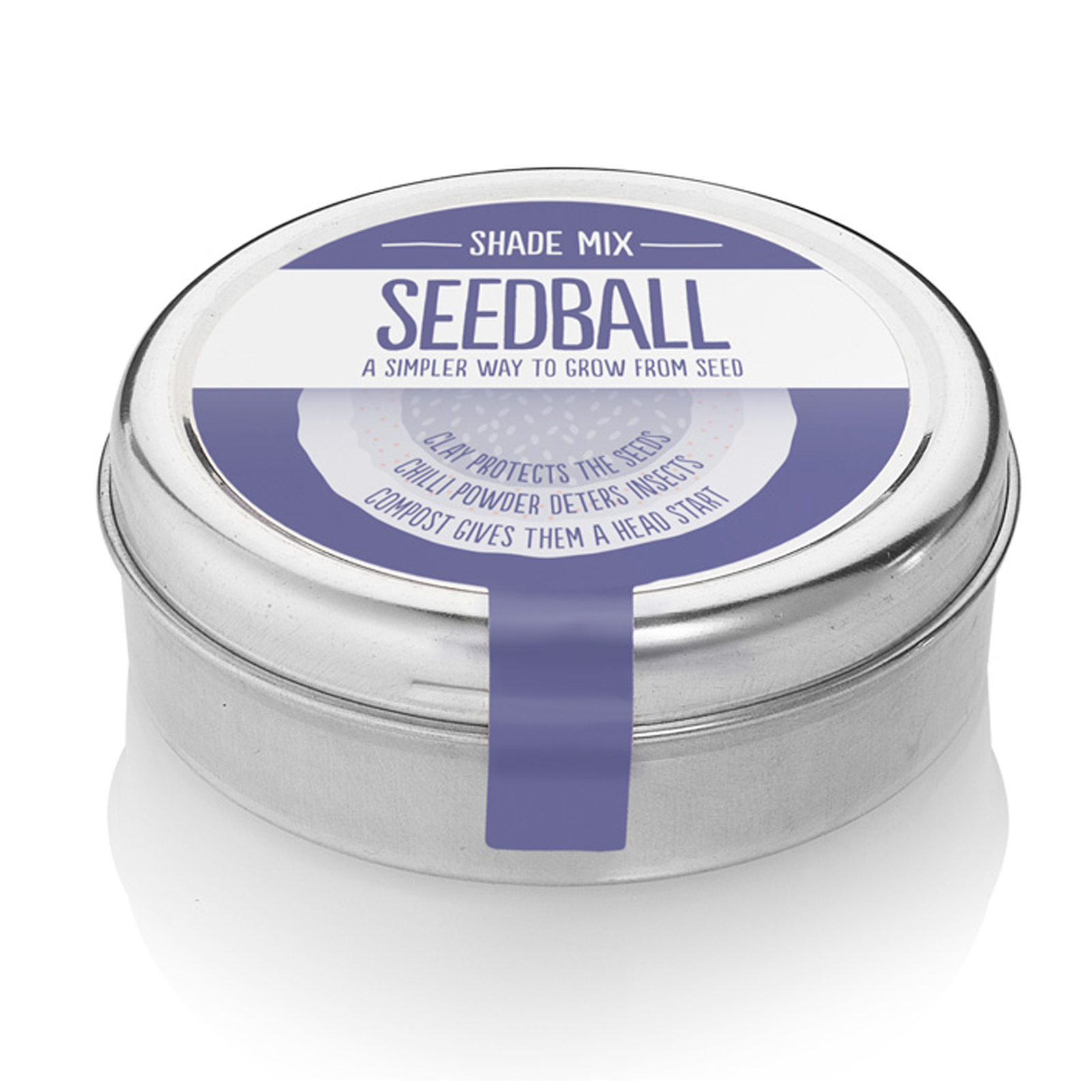 Seed Ball - Shade Mix Tin