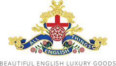 All English Things Logo | Buy beautiful English luxury gifts and goods