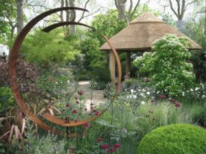 Designer Garden at RHS Chelsea Flower Show