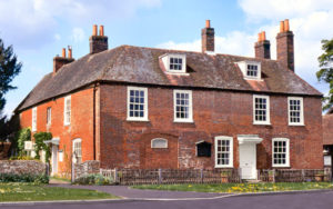 Chawton Cottage, a cottage on the Chawton estate in Chawton, Hampshire