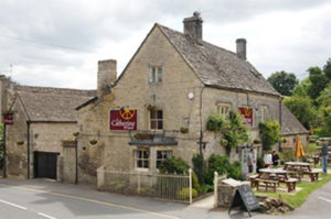 The Catherine Wheel Inn Bibury The Cotswolds