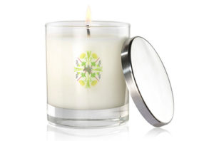 Luxury Candle - Lemongrass and Mint by Summerdown Mint