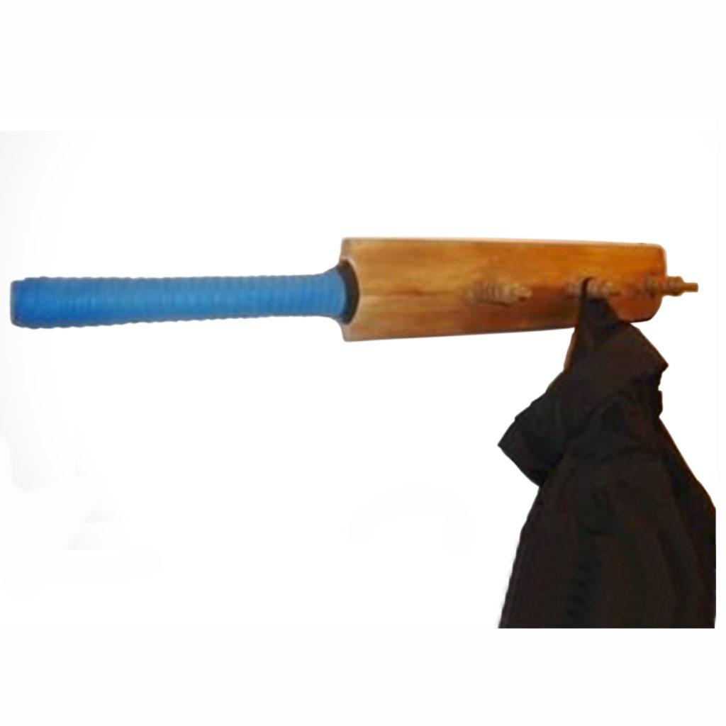 Cricket Bat Coat Hook